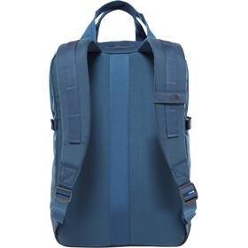 The North Face Mini Crevasse Backpack blue wing teal heather/asphalt grey